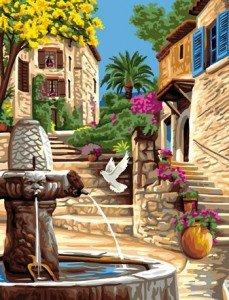 Nous pouvons tout changer dans Nouvelle TERRE canevas_fontaine_provencale_mes_plus_belles_creations_HNYSHS-229x300