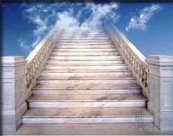 Le psychanalyste intérieur dans Rêves escalier