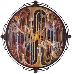 Les gros cailloux de la vie dans Penserie labyrinthe