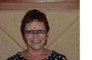 Bindi, symbole de l'Inde dans VOYAGE EN INDE bindi-300x195