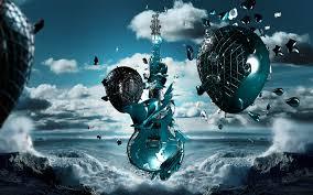 A l'aube d'une nouvelle compréhension du monde dans Nouvelle conscience eau