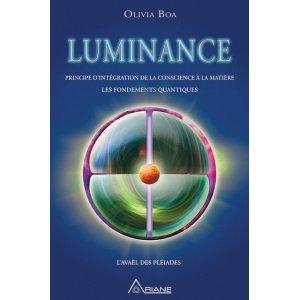 Un livre Lumineux de Olivia Boa dans AUTEURS A CONNAITRE luminance