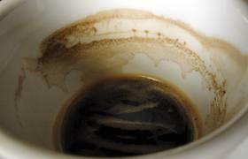 Interpréter Le marc de café  dans Astrologie et Esotérisme marc