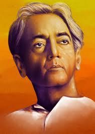 Tranche de vie de Krishnamurti (partie 2) dans APPRENDS-MOI images